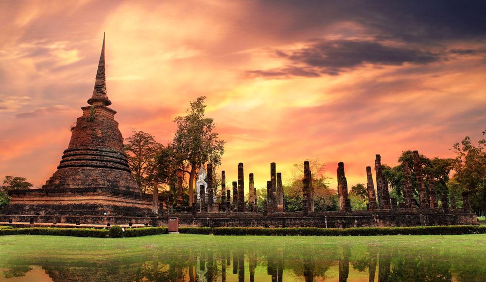泰国素描塔图片