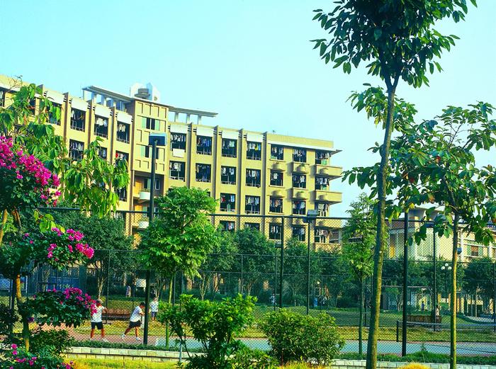 广东工业大学华立学院怎么样图片