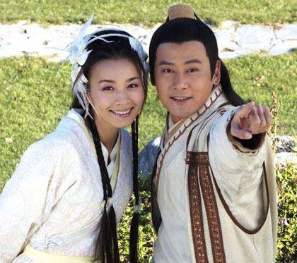2004年新版电视剧《聊斋之花姑子》,由张庭,邱心志,王艳主演,以诙谐