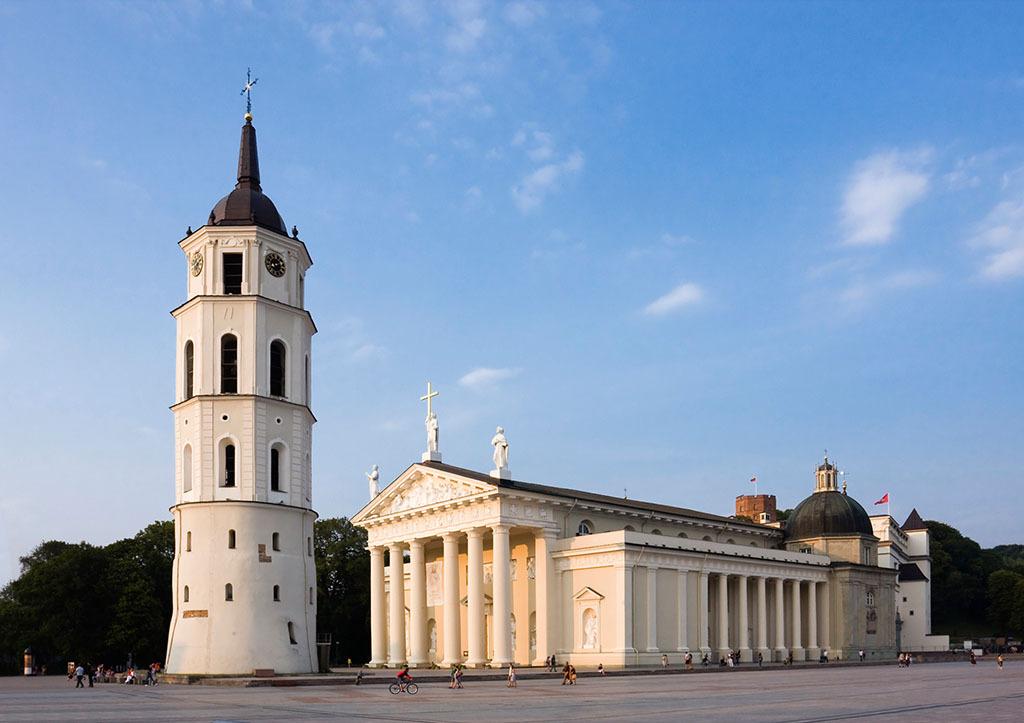世纪古城堡的了望塔