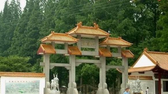 mrb8 滁州市  滁州市区:琅琊山风景区,皇甫山国家森林公园,舜耕旅游度