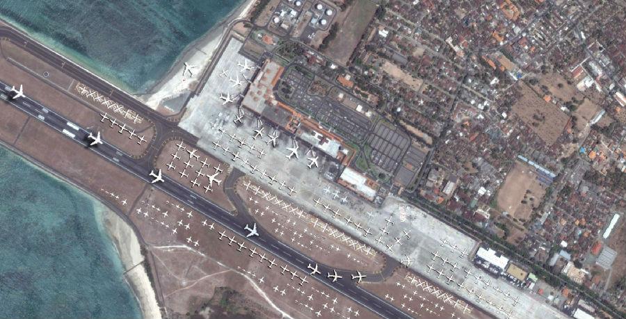 中文名:巴厘岛机场 iata代码:dps
